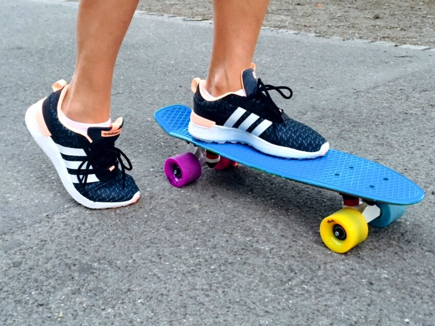 Adidas and Candy Board